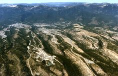 Aerial View of Los Alamos National Laboratory by Los Alamos National Laboratory, via Flickr