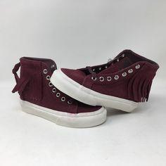 7a725d3d5536dc VANS SK8 HI MOC SUEDE PORT ROYALE ATHLETIC SKATE CASUAL KID S SIZE 11.0 NEW  WOB  fashion  clothing  shoes  accessories  kidsclothingshoesaccs   unisexshoes ...