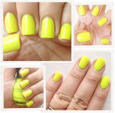 Sinful Colors Neon Melon