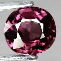 1.20CT.SPARKLING! OVAL FACET PINK RED NATURAL SPINEL SRI  LANKA #GEMNATURAL