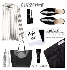 """Minimal chic!"" by lauvgaleano on Polyvore featuring Brunello Cucinelli, MANGO, ASOS, Alexander McQueen, Givenchy and Smashbox"