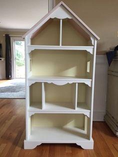 Pottery Barn Kids Dollhouse Bookcase Dollhouse Bookcase