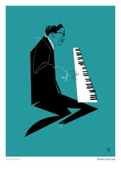 Portrait in Jazz on Behance Music Illustration, Graphic Illustration, Savon Soap, Jazz Poster, Jazz Dance Costumes, Jazz Art, Film D'animation, Guache, Jazz Musicians