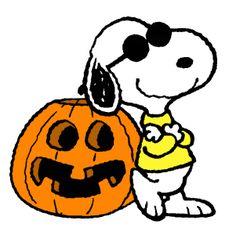 halloween snoopy