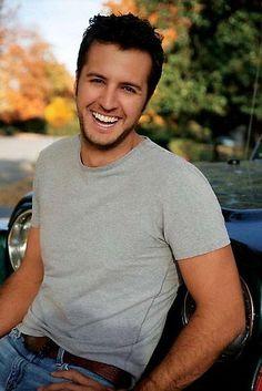 Luke Bryan. Yum Yum Yum.