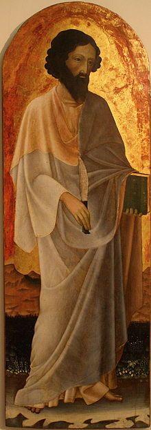 Paolo da Visso - San Bartolomeo - Národní galerie di Praga