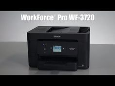 The Epson WF 3720 printer is an all-in-one machine that's powered by revolutionary PrecisionCore technology. The WF 3720 instantly creates pre-assembled documents. Using Epson WF 3720 printer setup, you can boost and enhance productivity in your home or small office. Small Office, Epson, Digital Alarm Clock, Printers, Science And Technology, Productivity, All In One, Tours, Youtube