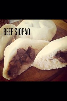 How to Make Beef Siopao (Steamed Buns)