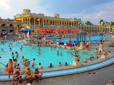 Széchenyi thermal bath, Budapest: What to do and what to skip in Budapest