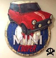 MINI COOPER TRIBUTE
