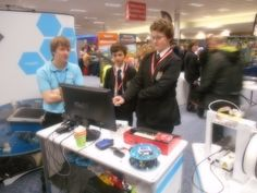 learning lots about the #RaspberryPi and #Fuze at our latest event #Maplin