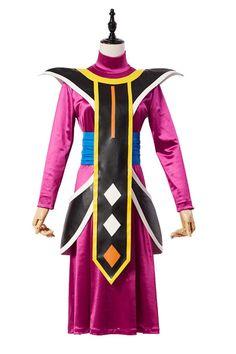 Dragon Ball Maître De Beerus Whis Cosplay Costume #cosplaysky