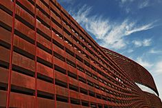 barclays center rust exterior - Google Search