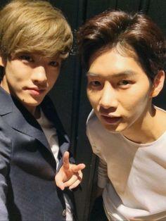 Lee Jae Joon & Takuya