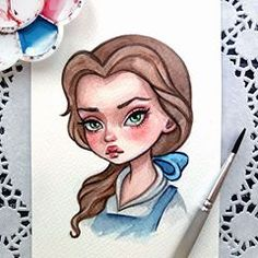 Black Fury — Characters of the Disney Universe Disney Drawings, Cute Drawings, Drawing Sketches, Drawing Disney, Arte Disney, Disney Art, Pinturas Disney, Arte Sketchbook, Disney Beauty And The Beast
