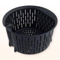 Trucos para el cestillo de tu Thermomix Plastic Laundry Basket, Food To Make, Food And Drink, Eat, Cooking, Recipes, Home Decor, Robots, Wordpress