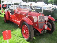 1929 OM 665 SSMM | St James's Concours of Elegance, London, September 2013.