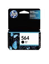 OEM HP 564 Black Ink Cartridge