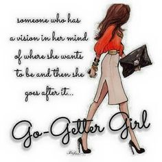 Go Getter Girl