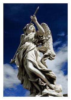 Angel Of The Bridge 1 - Rome, Rome
