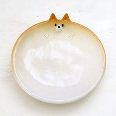 키우고 싶은 귀여운 강아지 도자기 제품 / Shiba Inu Ceramics