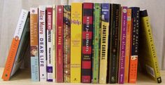 FICTION PAPERBACK LOT Bestseller Library ~ THE HELP, ART OF RACING IN THE RAIN +