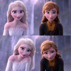 Frozen Disney, Princesa Disney Frozen, Frozen And Tangled, Frozen Movie, Elsa Frozen, Disney Crossovers, Disney Films, Disney And Dreamworks, Disney Cartoons