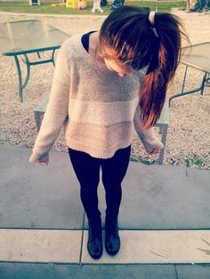 Comfy fall/winter outfit