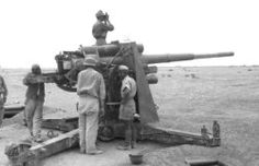 FlaK-18/36/37 (88mm): These were the first 88mm FlaK  guns built in partnership with the Swedish firm Bofors. The prototypes were completed in 1928 and designated FlaK-18. Designed to be mounted on cruciform gun carriages, which allowed aiming in all directions. The barrel could be swung 360 degrees and a trained gun crew could fire over 20 rounds per minute. By Aug 1944 there were 10,704 FlaK-18, FlaK-36 & FlaK-37 guns in active service.