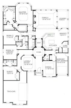 I feel like this could be so cozy... House Floor Plans, Best House Plans, Love Home, My House, Building A House, New Homes, Sweet Home, Layout, Flooring