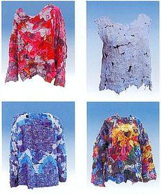 Schritt für Schritt Anleitung für ein Patchwork T-shirt mit Soluvlies