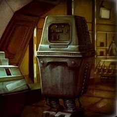 Power Droid (a.k.a. Gonk Droid, Star Wars)