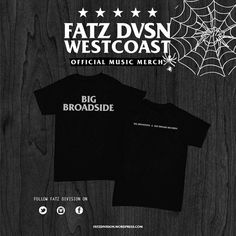 Big broadside x Fatz division