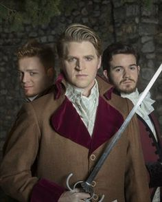 """BYU to produce US premiere of Wildhorn's """"The Count of Monte Cristo""""- photos and clips from dress rehearsal"""