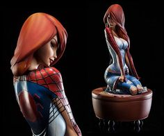 Mary Jane Polystone Statue | DudeIWantThat.com