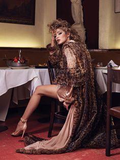 Gigi Hadid stars in CR Fashion Book #8 fashion feature Photo: Sebastian Faena