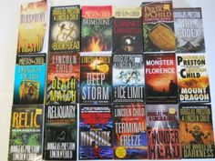 great co-authors ~ the Agent Pendergast series is so good!