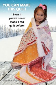 A Beginner's Guide to Rag Quilting book Book Pillow, Book Quilt, Quilting For Beginners, Quilting Tips, Rag Quilt Patterns, Pillow Patterns, Quilt Labels, Custom Quilts, Easy Quilts