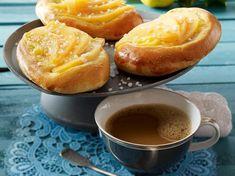 Quitten-Kuchen: Pudding-Taler