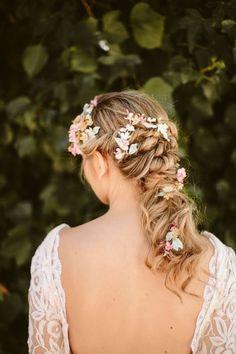 Acessórios de cabelo para noivas 2017: impressionantes! Image: 15