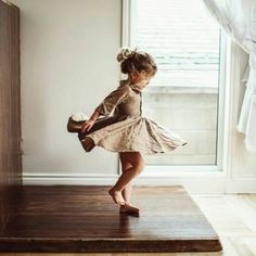 dancing since forever ❤️ - Kindermode - Kids Cute Kids, Cute Babies, Cute Toddlers, Cute Little Girls, Baby Kind, Baby Fever, Children Photography, Family Photography, Toddler Girl Photography
