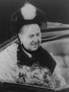 Victoria smiling