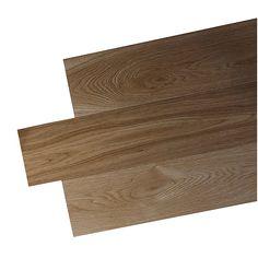 Plancher de bois franc en chêne, naturel