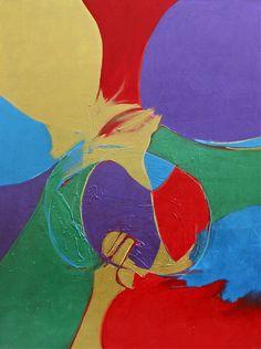 Resurrection series, mixed media on canvas