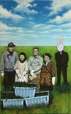 "Saatchi Online Artist: Nico Kos; Oil, 2011, Painting ""Prologue"""
