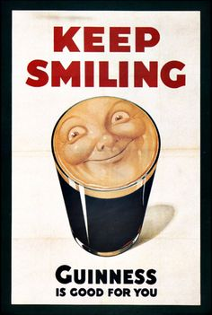 Guinnes Is Good for you.
