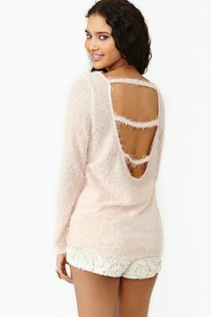 Love Strapped Knit