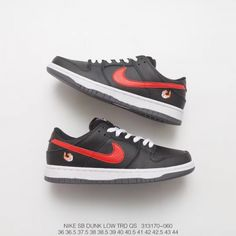 Fsr Nike Sb Dunk Low Grilled Shrimp 313170-060 Classic Bred White  Skateboard Shoes 96d2c95f7