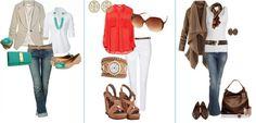 Copia estos outfits primaverales con pantalones - http://www.siguelamoda.com/copia-estos-outfits-primaverales-con-pantalones.html