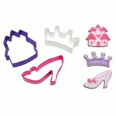 You can now buy Cookie Cutter Set Princess - 3 pcs  online in very suitable price. Bakeware.pk is a bakeware marketplace where you can order online for best baking tools, decorations and cakes.